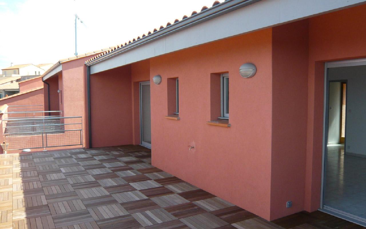 Quartier terrimbo façade
