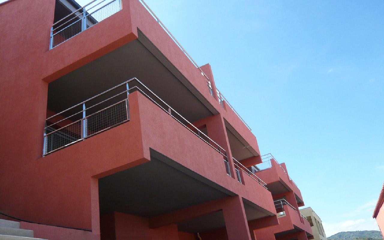 balcon de Terrino