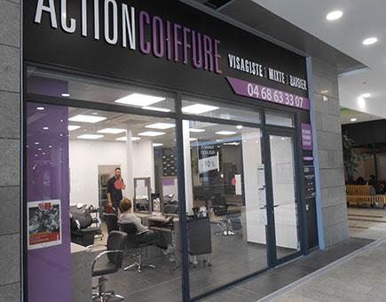 salon action coiffure centre del mon perpignan